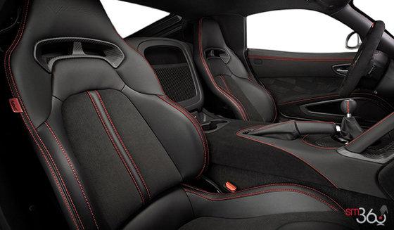 Black/Header Red Leather/Alcantara Suede