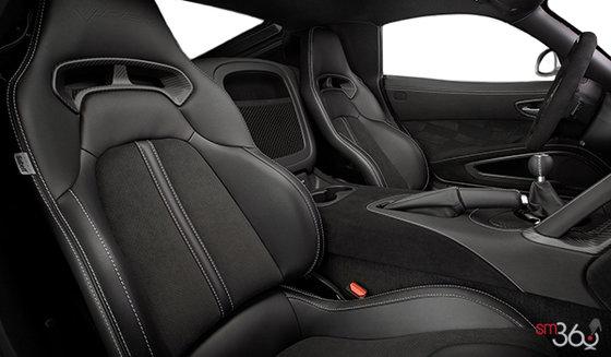 Black Leather/Alcantara Suede