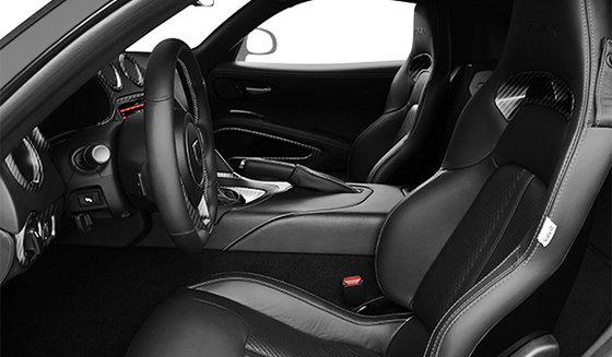 Black Laguna Leather