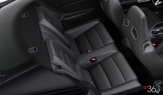 Red Line Recaro Leather