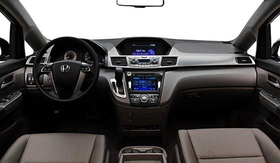 Cumberland Honda New 2017 Honda Odyssey Ex L Navi For