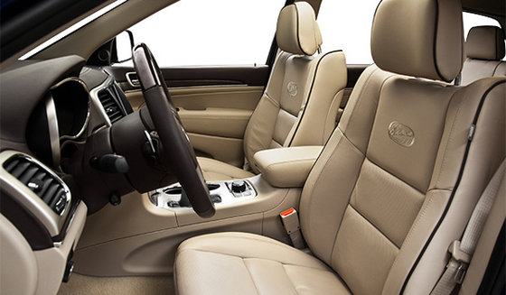 Groupe olivier new 2017 jeep grand cherokee overland for - 2017 jeep grand cherokee interior colors ...