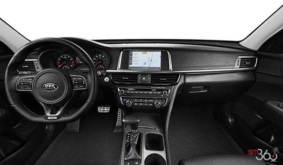 2017 Kia Optima Sxl Turbo >> Fredericton Kia | New 2017 Kia Optima SX for sale in ...