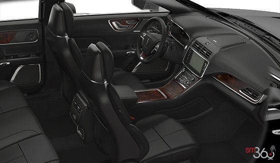 Ebony Luxury Leather