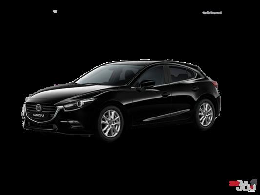 2017 Mazda MAZDA 3 SPORT GS AUTO GS