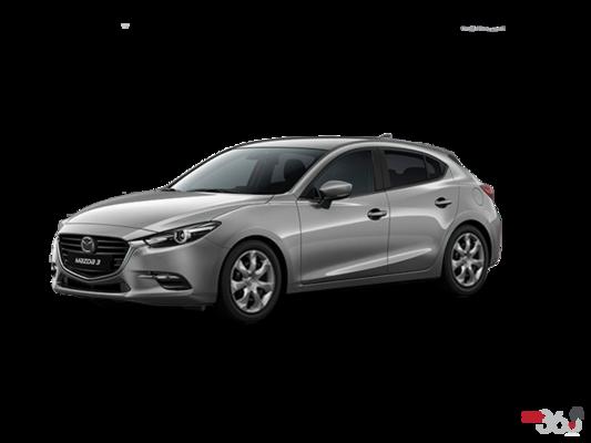 2017 Mazda MAZDA 3 SPORT GX AUTO GX