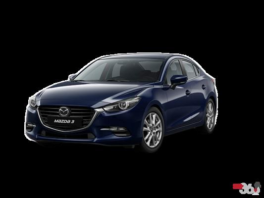 2017 Mazda MAZDA 3 GS AUTO GS