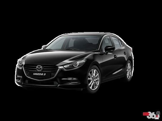 Mazda MAZDA 3 GS AUTO GS 2017