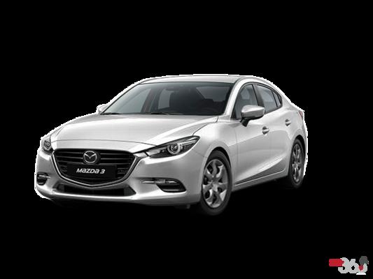 2017 Mazda MAZDA 3 GX AUTO (EXTRA PEARL PAINT) GX