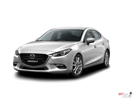 2017 Mazda MAZDA 3 SE AUTO (EXTRA PEARL PAINT) SE