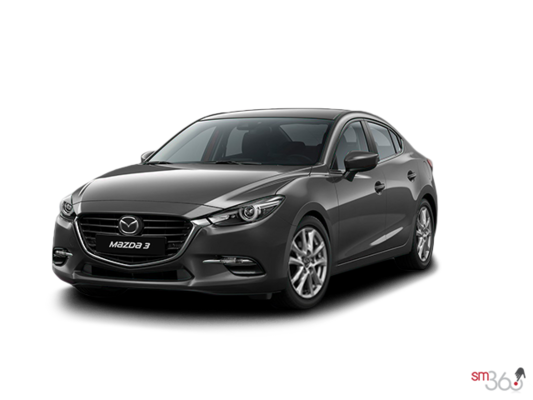 2017 Mazda MAZDA 3 SE AUTO (EXTRA RED/GREY PAINT) SE