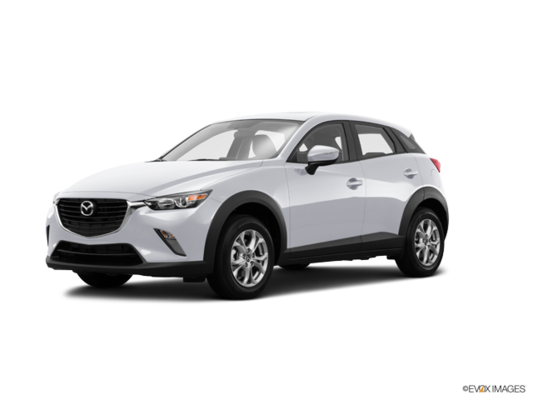 2017 Mazda CX-3 GS AWD AUTO (EXTRA PEARL/MET PAINT) GS