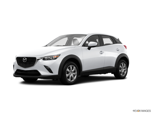 2017 Mazda CX-3 GX 2WD AUTO (EXTRA RED PAINT) GX