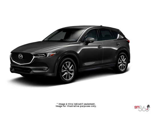 Mazda CX-5 GS AWD AUTO C5 2017