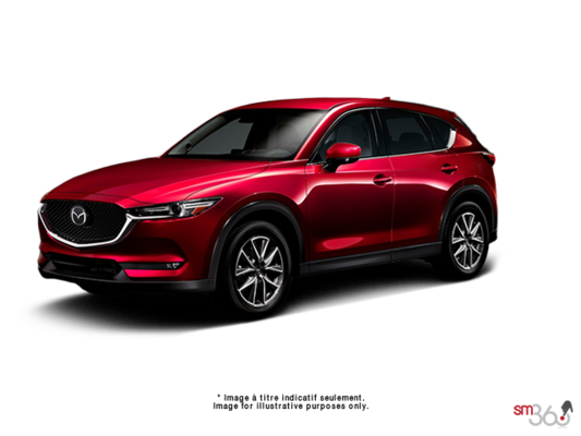 2017 Mazda CX-5 GS AWD AUTO (EXTRA RED PAINT) C5