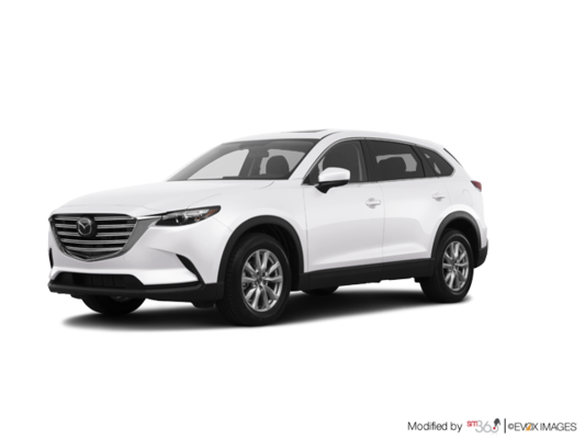 Mazda CX-9 GS-L AWD (EXTRA PEARL PAINT) GS-L 2017