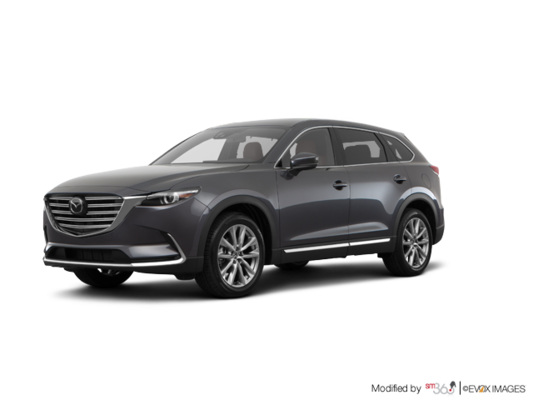 Mazda CX-9 SIGNATURE AWD (EXTRA GRAY PAINT) Signature 2017