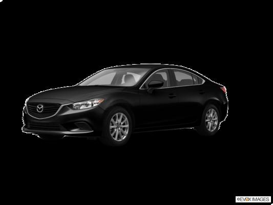 2017 Mazda MAZDA 6 GX 4D AUTO GX