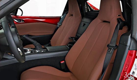 Mazda Certified Pre-Owned >> Mazda Gaspé | New 2017 Mazda MX-5 RF GT for sale in Gaspé
