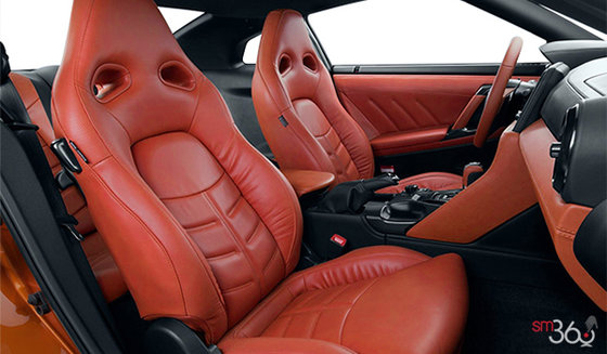 Red Amber Leather