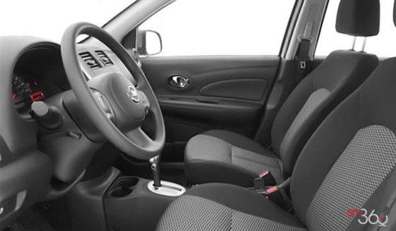 Dormani Nissan Gatineau | New 2017 Nissan Micra SV for sale in Gatineau
