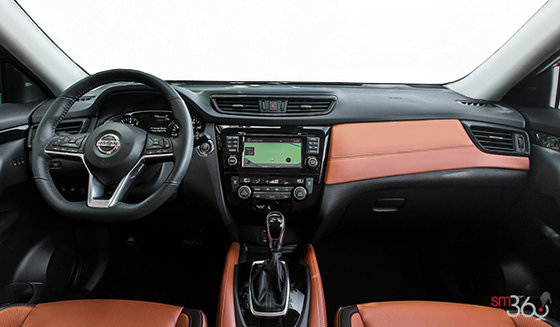 Dormani Nissan Gatineau | New 2017 Nissan Rogue SL ...