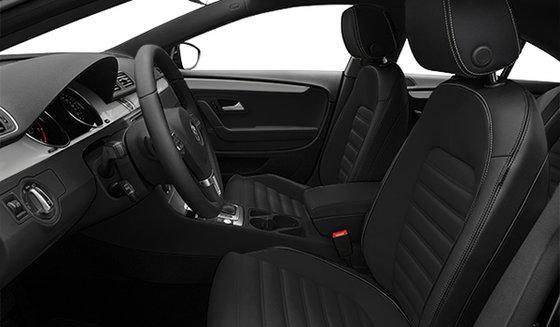 Titan Black Nappa Leather