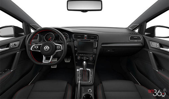 Test drive the 2017 golf gti 5 door in st eustache near for Golf interieur laval