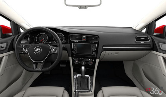 Essayez la vw golf sportwagen 2017 st eustache pr s de laval for Golf interieur laval