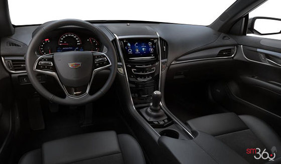 Jet Black Leather (AQ9-HHO) with sueded microfiber inserts and seatbacks