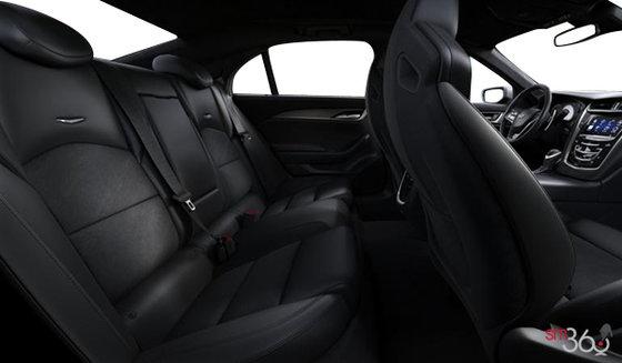 Cuir Noir jais siège de performance Recaro (HG6-W2E)