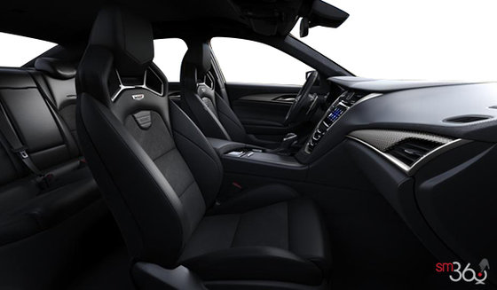 Jet Black Recaro Performance Seats Leather (HG6-W2E)