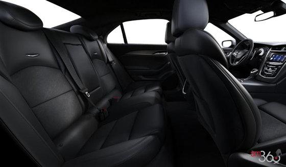 Jet Black Semi-Aniline Leather (HG3-AE4)