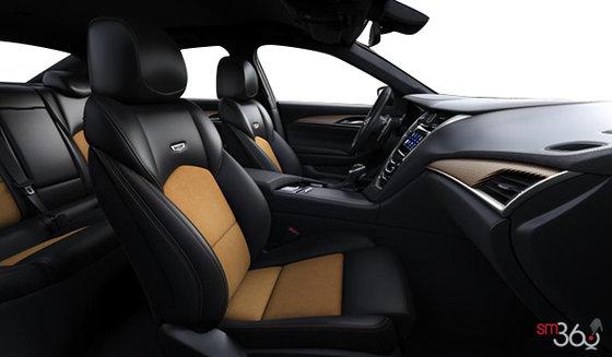 Jet Black/Saffron Semi-Aniline Leather (HG2-AE4)