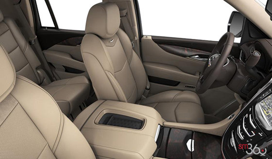 Shale/Jet Black Front bucket Leather Seating Surfaces with Mini Perforated Inserts (HTnull-AN3)