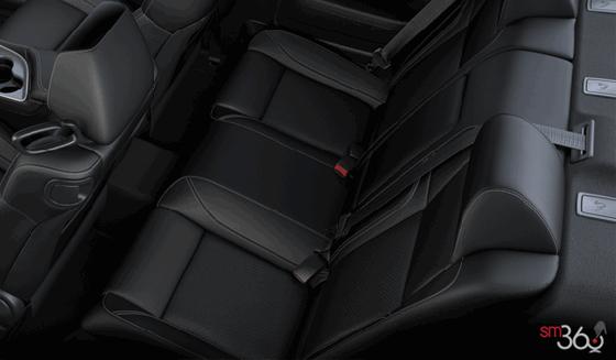 Black Vented Nappa Leather (RLX9)