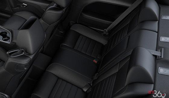 Black Vented Alcantara Leather (SLX9)