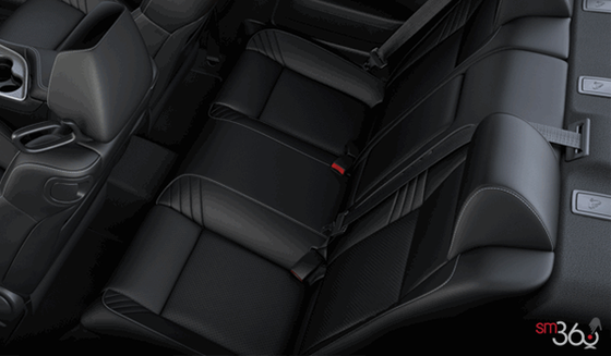 Black Vented Laguna Leather (JBX9)
