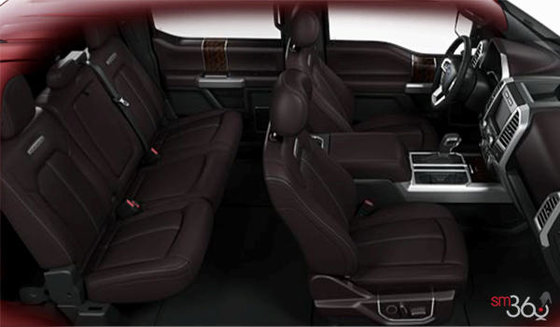 Dark Marsala Leather Buckets Seats (BB)