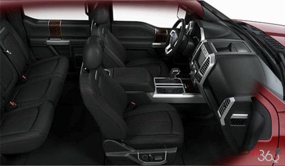 Black Leather Buckets Seats (9B)