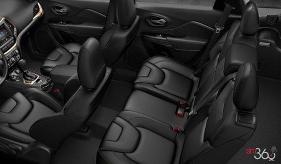 Black Ventilated Nappa Leather (DLX9)