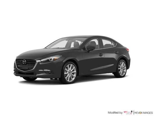 2018 Mazda MAZDA 3 GT AUTO (EXTRA RED/GREY PAINT) GT