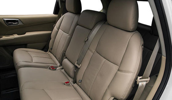 Almond Leather( Black-Beige)
