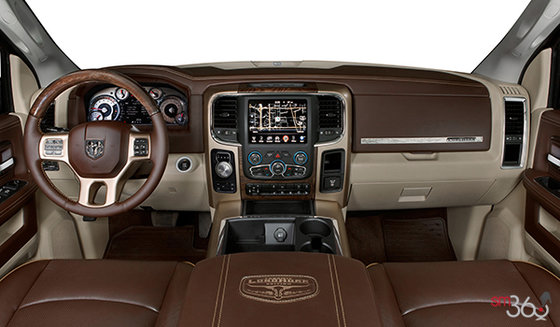 Canyon Brown/Light Frost Beige Buckets Seats Vented Leather (DJU1)