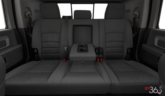 Sièges baquets en tissu de qualité supérieure gris diesel/noir (MJX8)