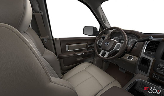 Bucket Seats in Canyon Brown/Light Frost Beige Ventilated Leather (GJU1)