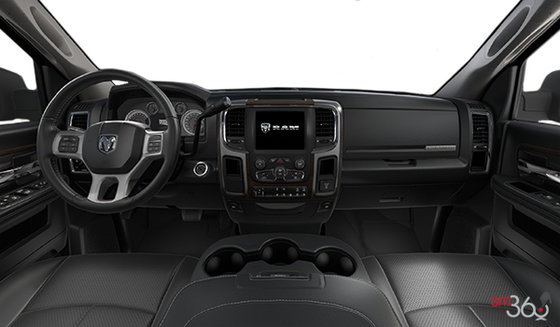 Black Ventilated Leather  (VLX9)