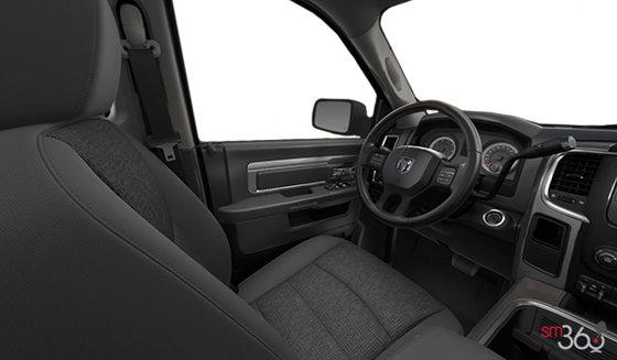 Diesel Grey/Black Premium Cloth Buckets Seats (MJX8)