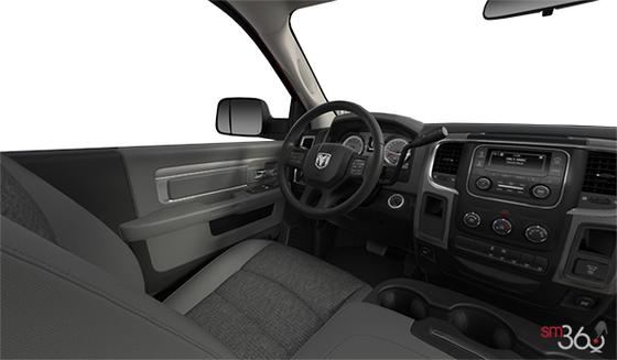 Diesel Grey/Black Premium Cloth Front 40/20/40 Bench Seat (M9X8)