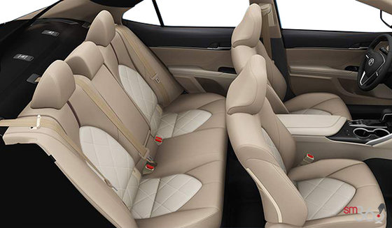Beige Leather